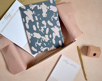 Stationery Lover Gift Set - 100% Recycled notebooks