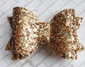 1c38864c4b08 Champagne Sparkle Kristen Bow