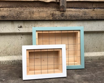 Succulent frame - (Frame only)