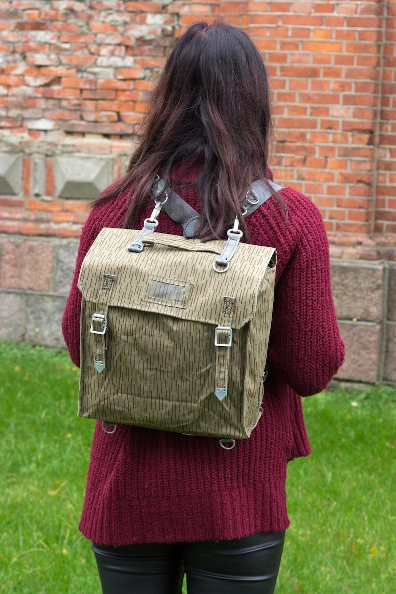 German Army Surplus Backpack