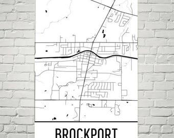 Brockport art   Etsy