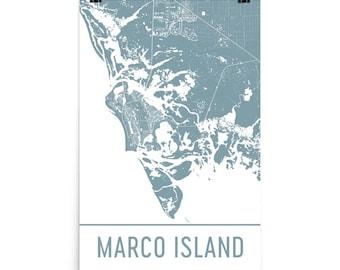 Map Of Marco Island Florida.Sanibel Island Map Sanibel Art Sanibel Print Sanibel Island Etsy