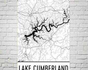 Lake cumberland   Etsy