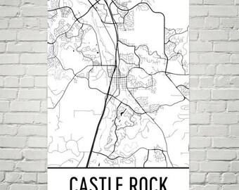 Castle Rock Etsy