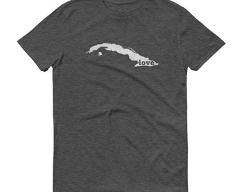 Cuba, Cuban Shirt, Cuban Clothing, Cuban T Shirt, Cuba TShirt, Cuba Map, Cuban Gifts, Made in Cuba, Cuba Love Shirt, Cuban Dress, Cuban