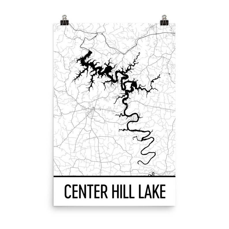 Center Hill Lake Tennessee Center Hill Lake TN Center Hill | Etsy on
