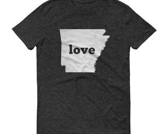 Arkansas Shirt, Arkansas TShirt, Arkansas Love Shirt, Arkansas Tee, State Pride, Arkansas Gifts, Arkansas State, Map, Shirt, TShirt, Tee, AR