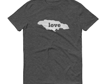 Jamaica, Jamaican Clothing, Jamaica Shirt, Jamaica T Shirt, Jamaica TShirt, Jamaica Map, Jamaican Gifts, Made in Jamaica, Jamaica Love Shirt