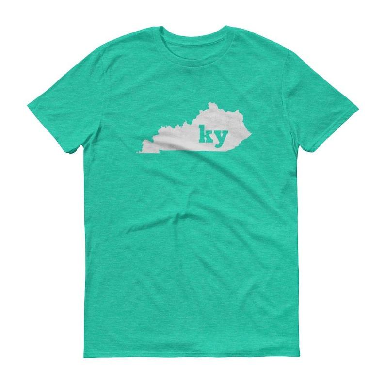 d8f2edc6c Kentucky Tshirt Kentucky Kentucky Shirt KY Shirt Kentucky | Etsy