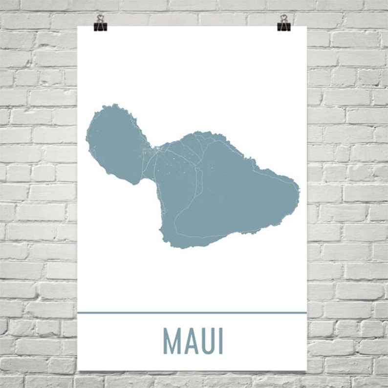 image about Printable Map of Maui called Maui Map, Maui Artwork, Maui Hello there Print, Maui Hawaii Poster, Maui Wall Artwork, Maui Present, Map of Maui, Maui Poster, Maui Decor, Progressive, Artwork Print