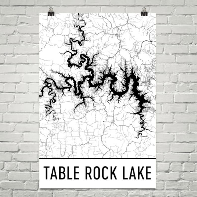table rock lake area - 794×794