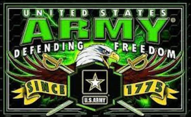 US Army Green Pen Blank
