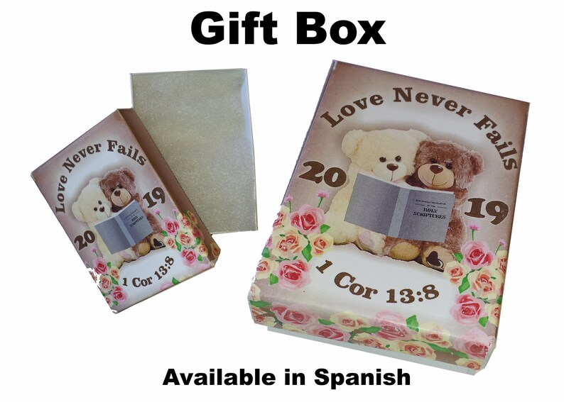 Jw gifts/ Jw gift box/Love Never Fails 1Cor 13:8/JW pioneer gifts/JW org/jw  field ministry/international convention/jw baptism gift/jw stuff