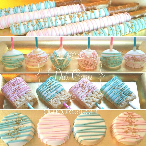 Baby Shower First Birthday Party Girl Boy Gender Reveal Sweets Etsy