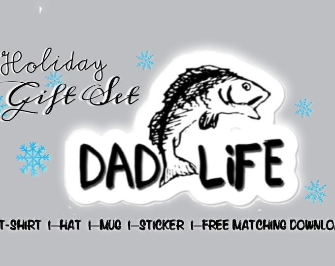 Dad Life Gift Set