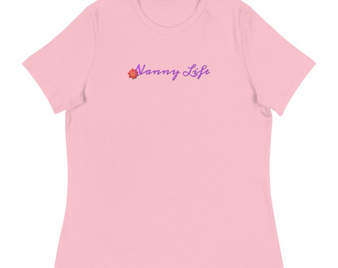 Nanny Life Women's Relaxed T-Shirt