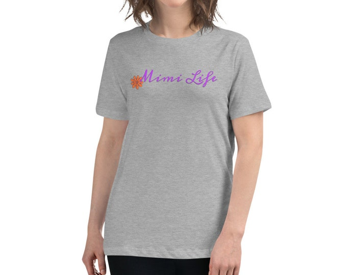 Mimi Life Women's Relaxed T-Shirt