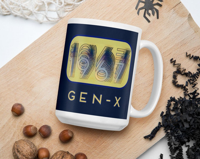Gen X Mug
