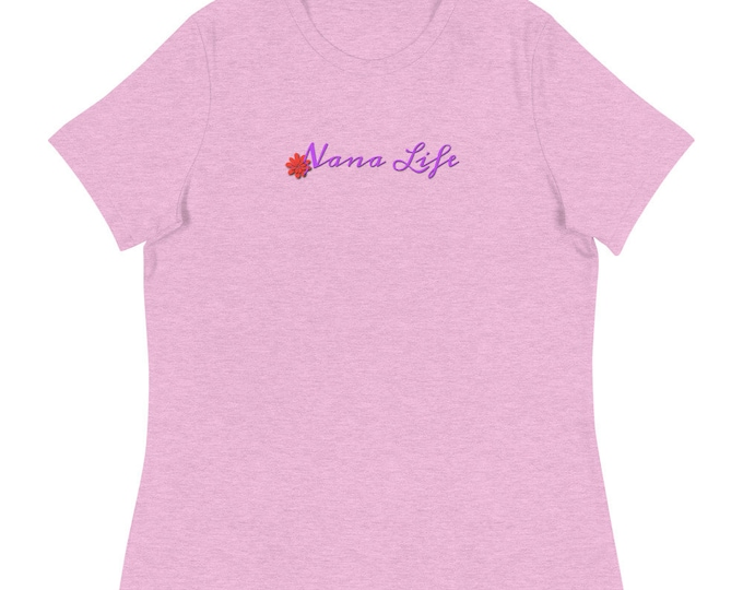 Nana Life Women's Relaxed T-Shirt