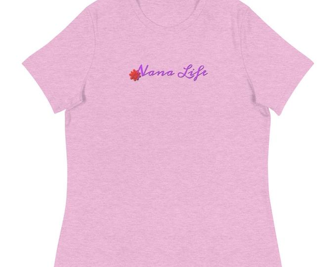Nana Life Women's Relaxed T-Shirt