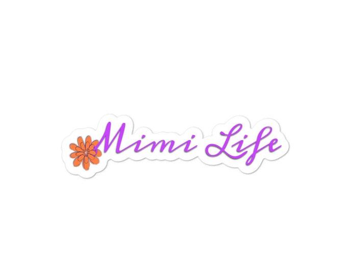 Mimi Life Bubble-free stickers