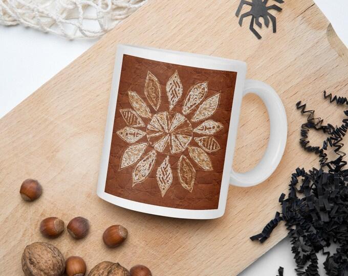 Bohemian Star Mug