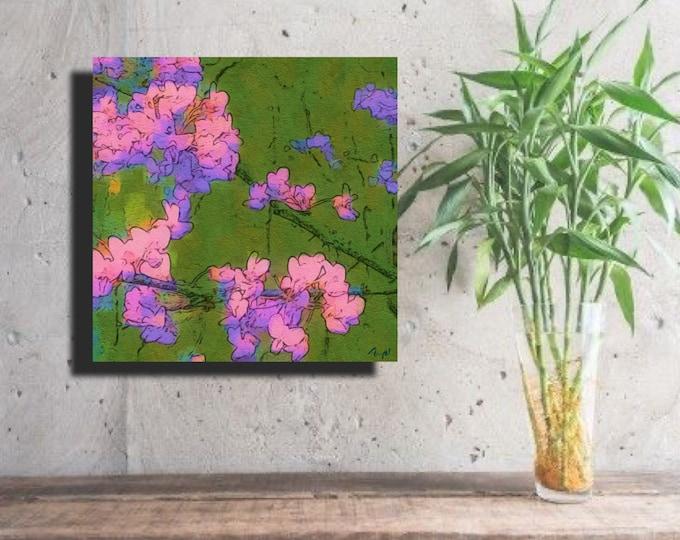 Springtime in Aiken Estates ~ Digital Download