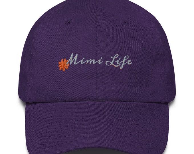 Mimi Life Cotton Cap