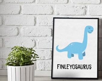 Dinosaur print - Dinosaurs Wall Art -Dinosaur decor -Dinosaur Art -Dinosaur Gift - kids decor - nursery decor