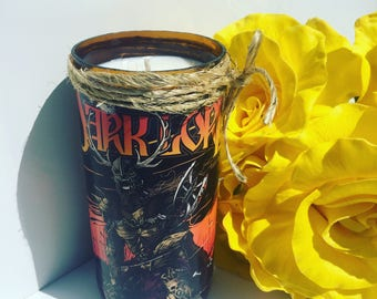 Three Floyds Dark Lord beer Candle (VERY RARE)