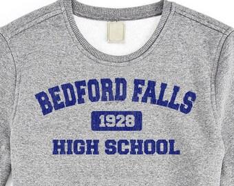 Bedford Falls High School Sweatshirt