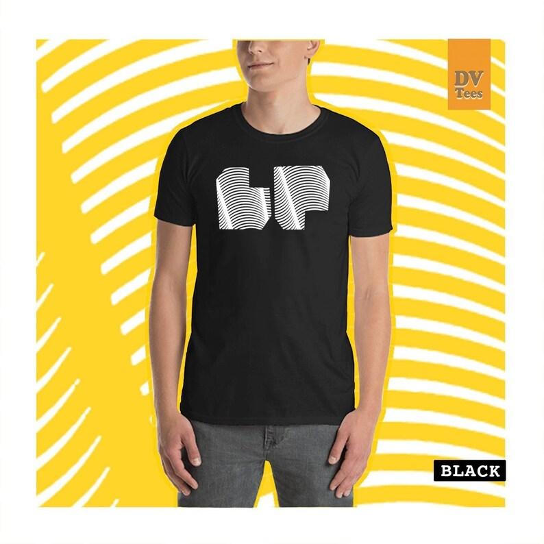 Low Profile Pattern LP  Graphic T-Shirt  image 0