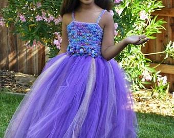 Royal Tutu Dress