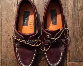 Timberland boat shoes