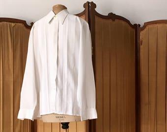 Cuff links 70s shirt