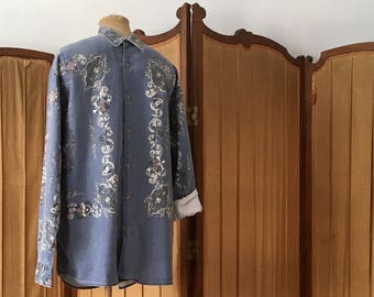 Shirt AVIREX collection Navy Blues