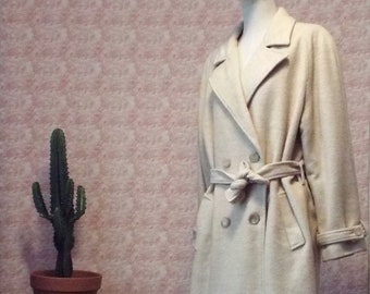 Vintage JODHPUR cashmere/wool coat