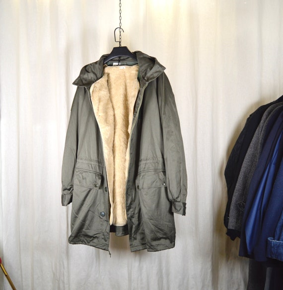 MILITARY: Parka - Removable lining / French Army /