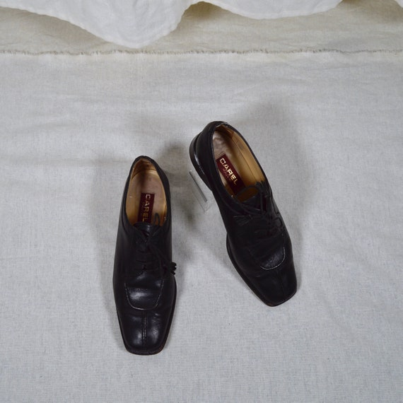 CAREL derbies / outer leather - interior / size 36