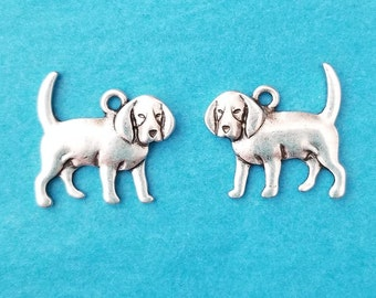 GRAPHICS /& MORE Terrier Puppy Dog Nice Cap Hat Silver Plated Bracelet with Antiqued Oval Charm