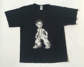 Shortfuse Recordz rap t shirt