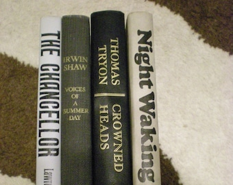 Vintage Book Set 4 Novels