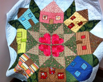 Quilt Swoon Houses