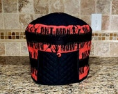 6 quart Instant Pot Pressure Cooker Appliance Cover in Marvel 39 s Ant-Man Print with quilted top and pull tab with button