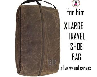Group Discount METALLIC THREAD Monogrammed Canvas Garment Bag-GrayWhite Damask-Free ShipBridesmaid GiftGrad GiftCheer GiftDancerGift