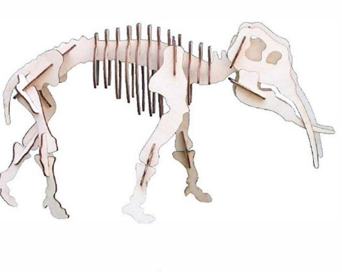 Mastodon 3D Puzzle/Model