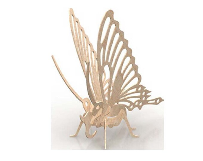Butterfly 3D Puzzle/Model