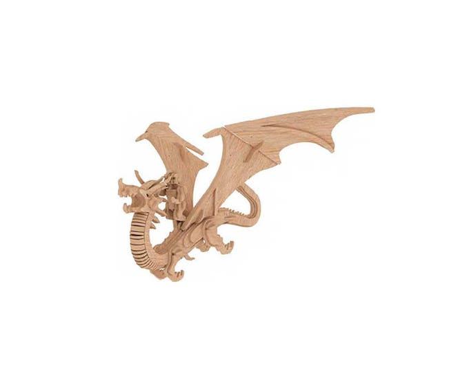 Dragon Rider 3D Puzzle/Model