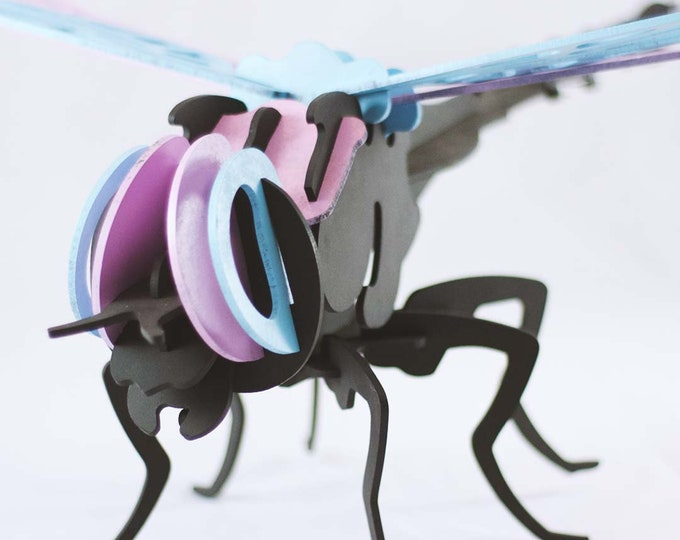 Dragonfly 3D Puzzle/Model