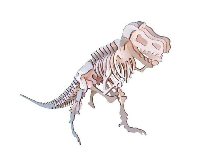 T Rex 3D Puzzle/Model